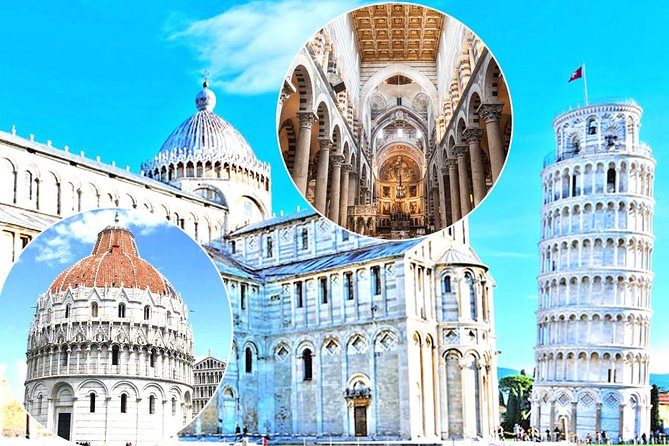 2,5-timers spring-the-line Pisa og Leaning Tower Family Tour