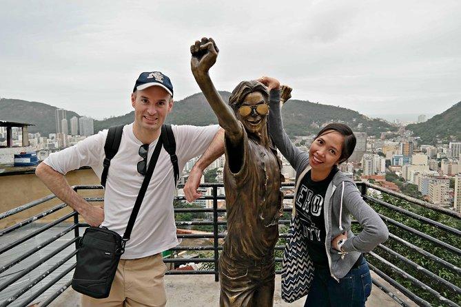 Rio de Janeiro Private Favela Santa Marta Tour with a Local Guide