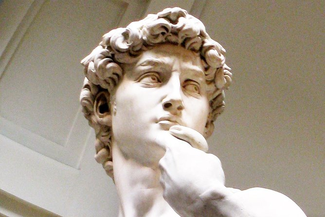 Skip-the-Line Michelangelo's David & Florence Academy Guided Tour w Hotel Pickup