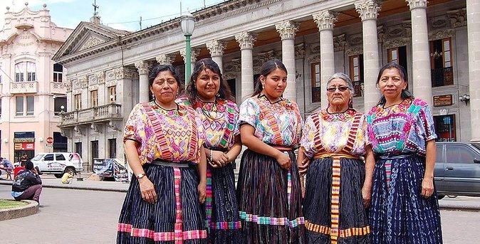 Tour a pie por Quetzaltenango