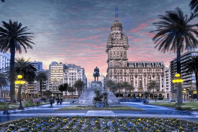 Private City Tour in Montevideo from Port or Montevideo by Van