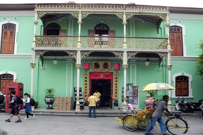 Half-Day George Town History Private Tour