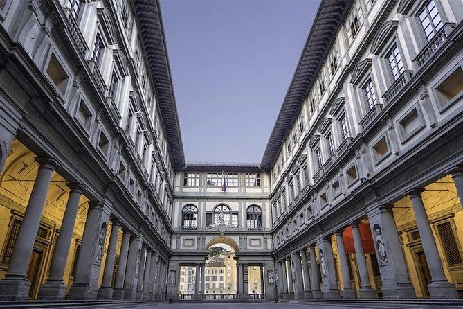 Uffizi Gallery Private Tour with 5 Stars Guide