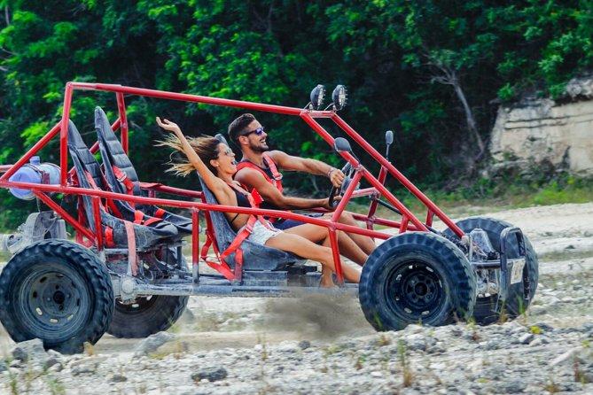 Aventure tout terrain en buggy à Cozumel jusqu'à Punta Sur