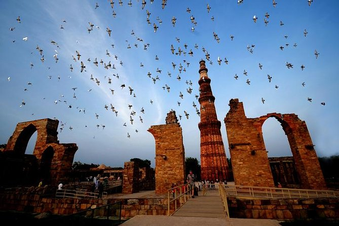 3-Day City Tour of Old and New Delhi with Airport Transfers