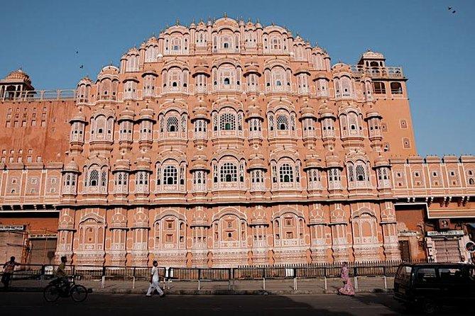 Jaipur Full Day City Tour visit Hawa Mahal, Amber Fort & City Palace