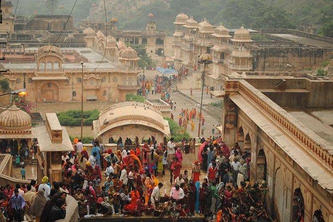 Half-Day City Tour of Jaipur visit the Monkey Temple