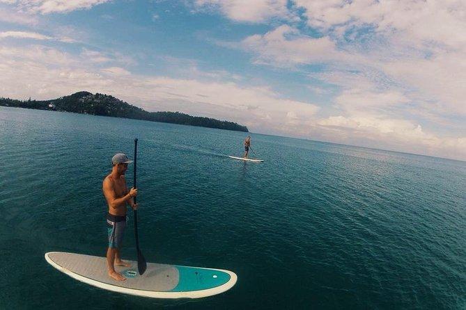 Phuket Stand Up Paddle Board Tour