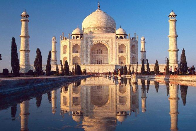 Full-Day City Tour of Agra visit Taj Mahal, Agra Fort and Fatehpur Sikri