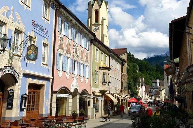Garmisch-Partenkirchen Walking Tour