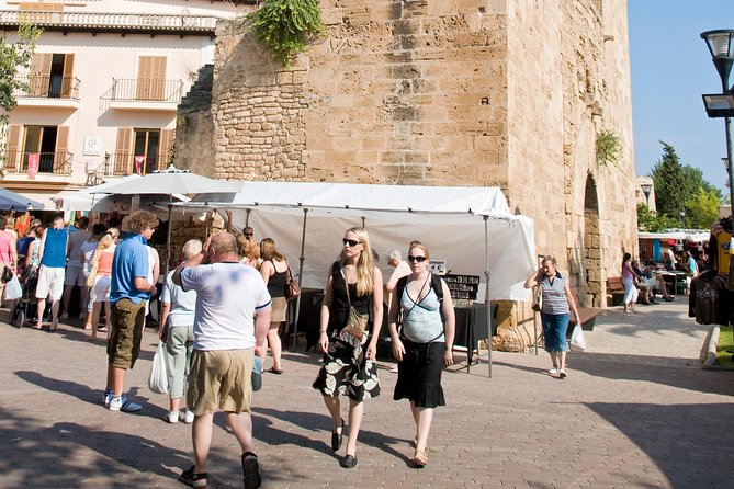 Discover Alcudia old town on a private walking tour