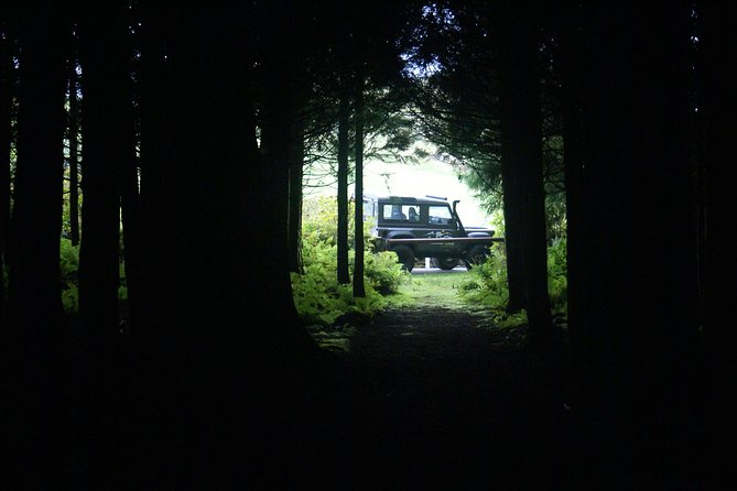 In and Around Terceira Island in a 4X4