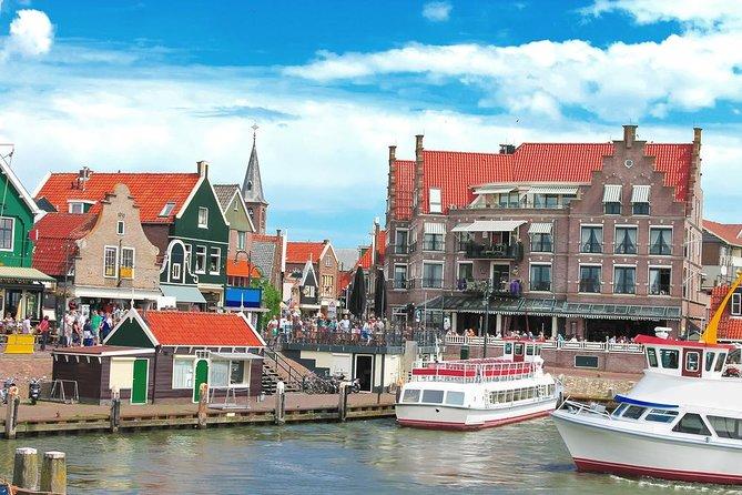 Zaanse Schans, Edam, Volendam and Marken Tour in Spanish