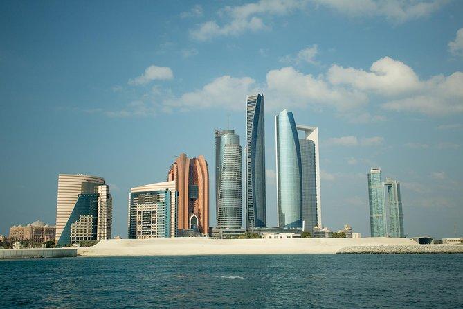Abu Dhabi City Tour with Ferrari world & Evening Safari Dubai
