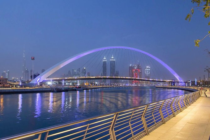 New Dubai Canal Cruise offer with Dinner & Transfer