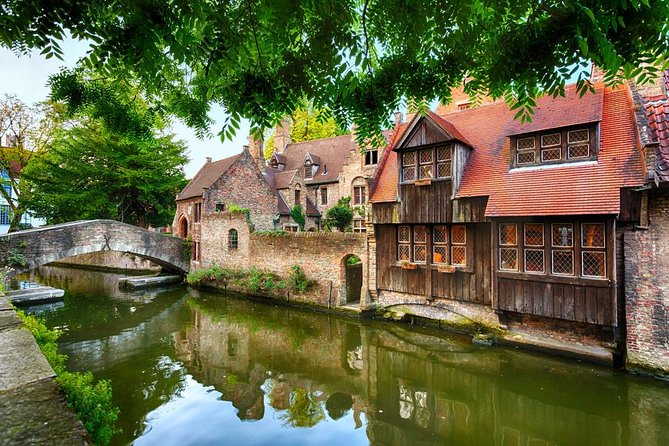 Excursion in group to Bruges