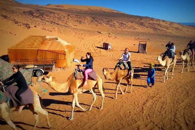 2 days desert tour to draa valley and kasbahs from Marrakech