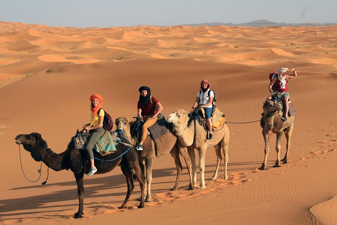 2 days private desert tour from Marrakech to draa valley including camel ride photo 3