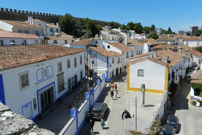 Óbidos, Fatima, Battle. Private tour for small groups from Lisbon.