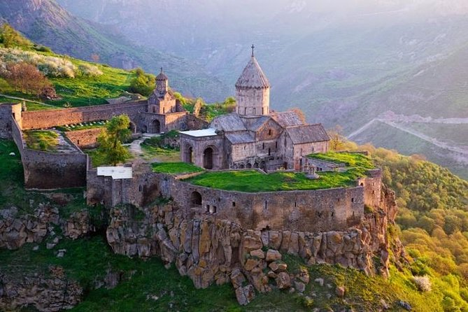 Garni, Tatev, Karahundj, Zvartnots, Echmiadzin/ 4 days in Armenia from Yerevan