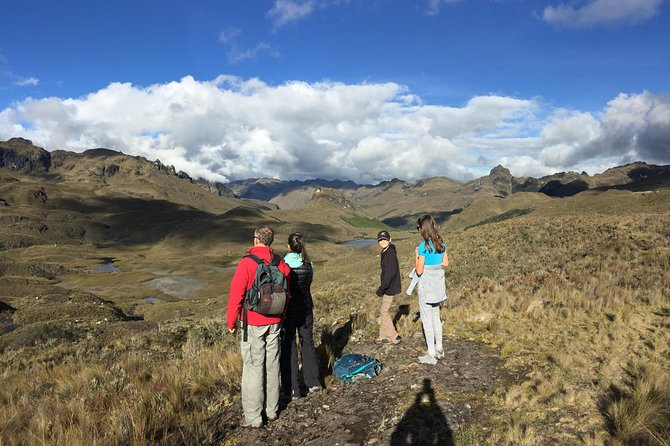 Cajas National Park Hiking Tour through Cloud Forest and Moorlands