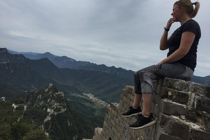 Jiankou to Mutianyu Great Wall with Private English Speaking Driver