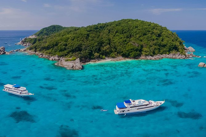 Similan Islands Full-Day Tour from Phuket with Lunch