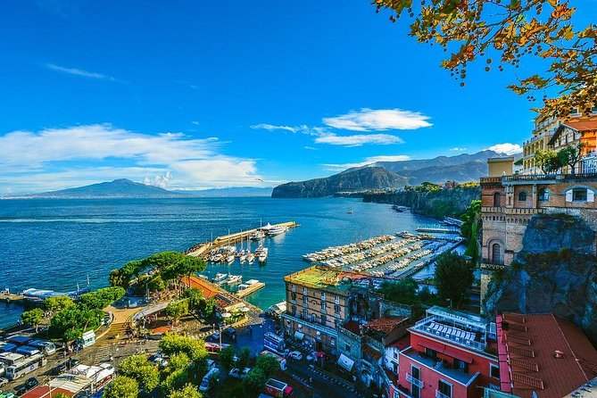 Transfer from Sorrento Coast to Rome (or reverse)