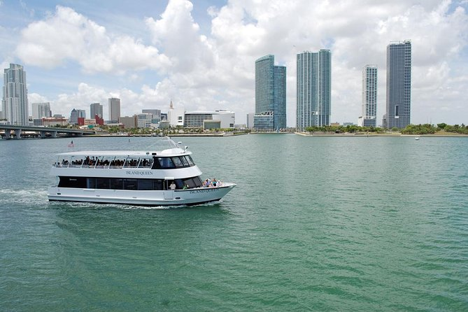 Miami City and Boat Tour Little Havana Included Plus FREE Bike Rental in SoBe