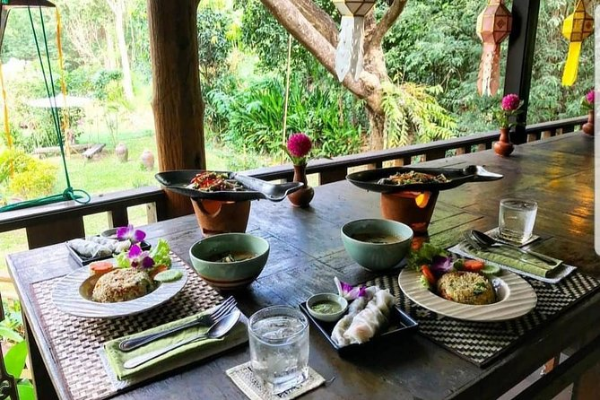 Luxury authentic Thai cooking class (Half day) photo 4