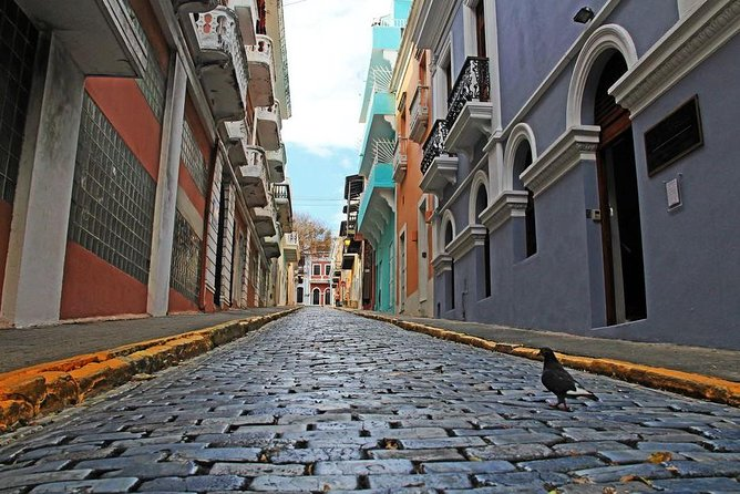 Private Historic Old and New San Juan experience