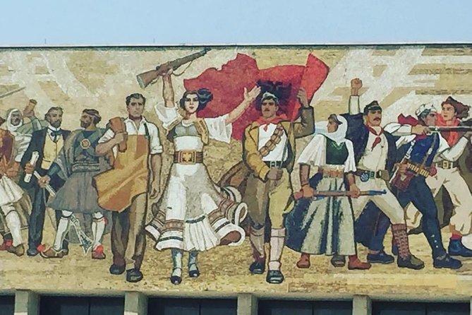 Tirana by locals