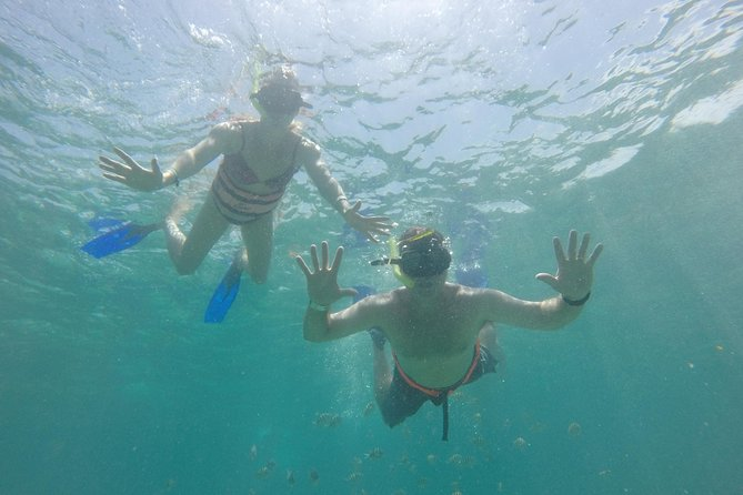 Private Catamaran Tour to Isla Mujeres with Snorkeling from Cancun