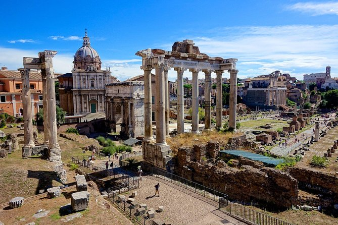 Private Shore Excursions from Civitavecchia Port: Rome highlights and the Catacombs
