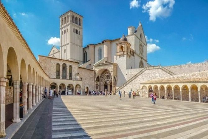 Assisi and Orvieto Full-Day Semi-Private Tour from Rome