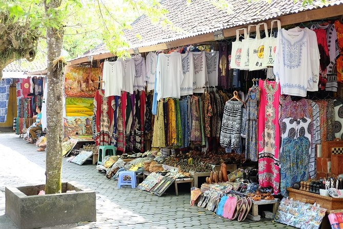 Private Shore Excursion: Ubud Art Villages and Sacred Monkey Forest