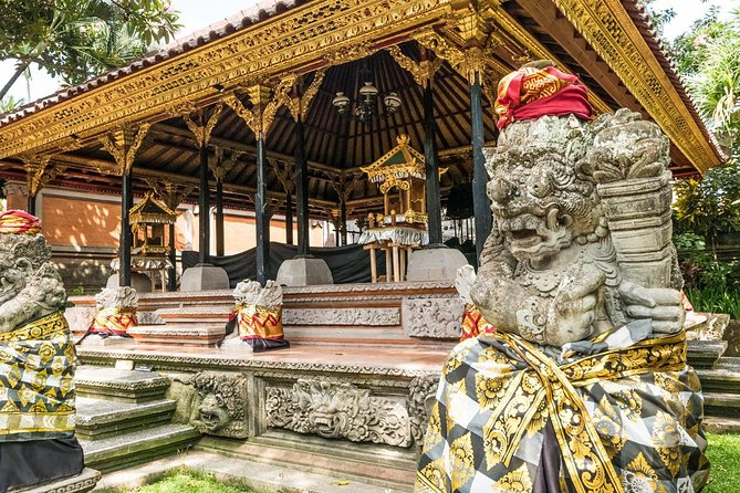 Ubud Art, Monkey Forest and Rice Terrace Tour