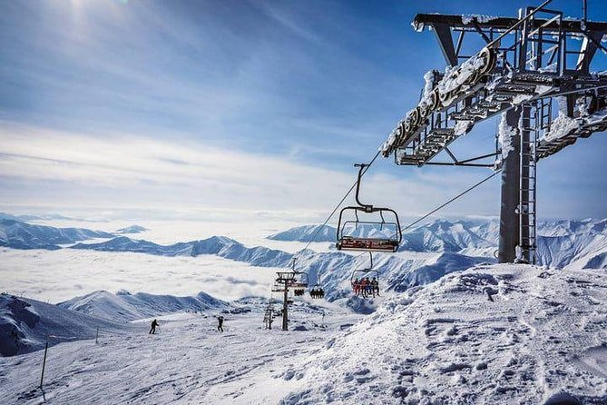 Gudauri Day Trip, Learn How To Ski With a Proffesional Instructor In 1 DAY !!!