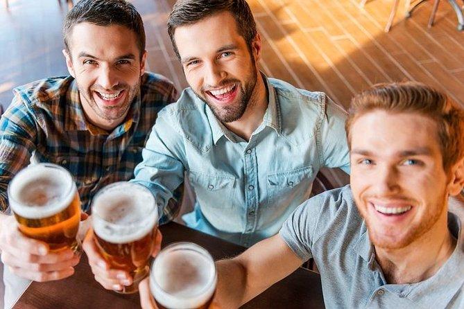 Fremantle Craft Beer Tour och Swan River Sightseeing Cruise från Perth