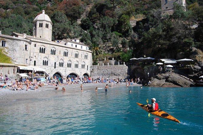 Zeekajaktocht naar Portofino