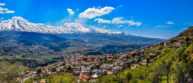 Small Group Tours - Qadisha Valley, Becharre & Cedars - Day trip from Beirut