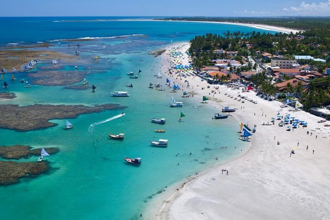 Famous Beach Porto de Galinhas - Hotels in Recife