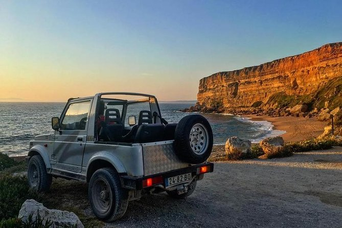 Jeep tour to Espichel Cape Mysteries & Wild beaches