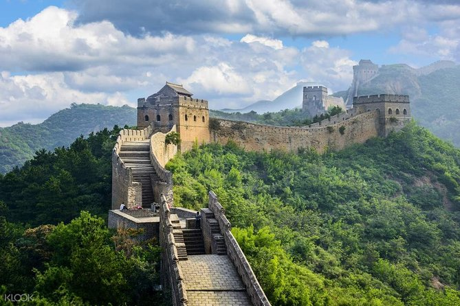 Beijing Private Day Tour: Tian'anmen Square, Forbidden City, Badaling Great Wall