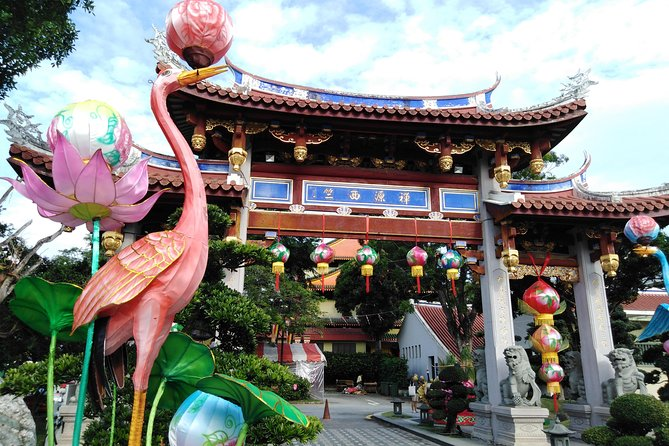 Singapore National Monument - Lian Shan Shuang Lin Monastery (Private Tour) photo 8