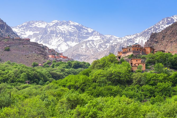 Three Valleys and High Atlas adventure Full Day Trip From Marrakech photo 8