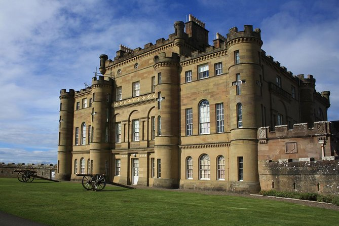 Viagem diurna na Ayrshire Coast saindo de Glasgow: Robert Burns Country e Culzean Country Park