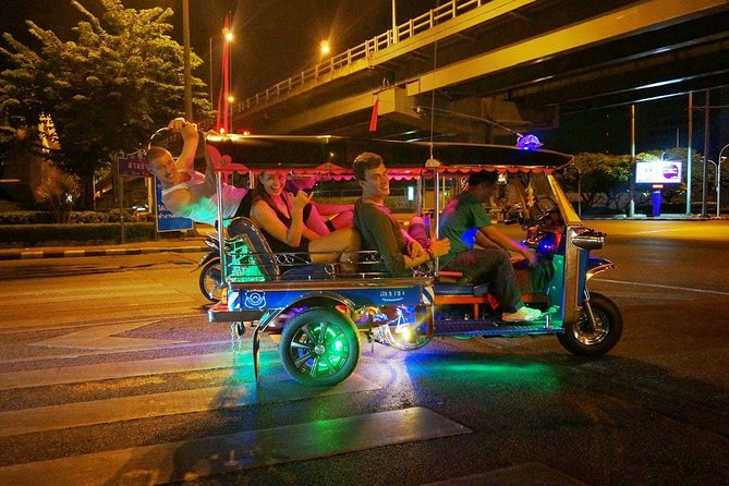 Bangkok Under the Night Lights by TUK-TUK (Multi Languages)