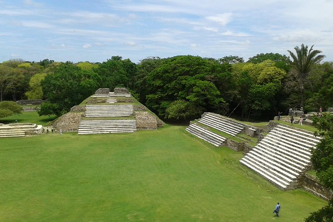 private tour altun ha belize city and beach