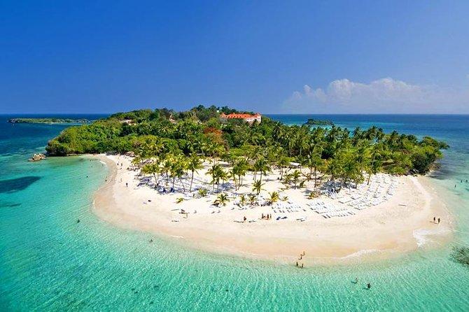 Bacardi Island Full Day Trip from Punta Cana